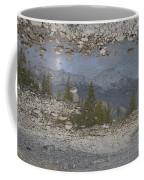 Reflections On A Mountain Stream Coffee Mug