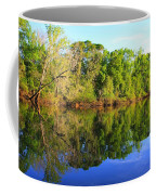 Reflections On The River Coffee Mug