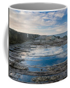 Reflections On The South Spit Coffee Mug
