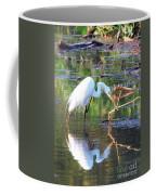 Reflections On Wildwood Lake Coffee Mug