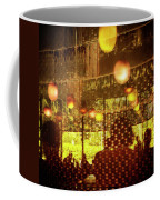 Reflections, Patterns And Silhouettes Coffee Mug