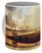 Reflections Coffee Mug by Pixel Chimp
