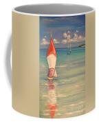Reflections Coffee Mug by The Beach  Dreamer