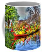 Reflective Boat Coffee Mug