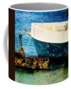 Reflective Bow Coffee Mug