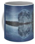 Reflective Paradise Coffee Mug