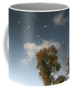 Reflective Thoughts  Coffee Mug
