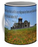 Refuge And Fortress Coffee Mug