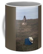 Refugee Girl Coffee Mug by Joana Kruse