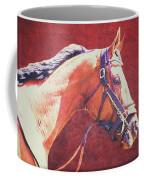 Regal Racehorse Coffee Mug