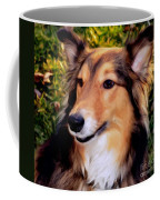 Regal Shelter Dog Coffee Mug