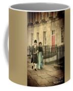 Regency Couple Coffee Mug