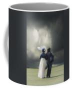 Regency Couple Coffee Mug by Joana Kruse