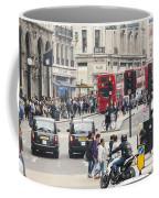 Regent Street London Coffee Mug