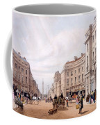 Regent Street, Looking Towards The Duke Coffee Mug