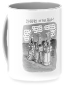 Regifts Of The Magi Features The Three Kings Coffee Mug