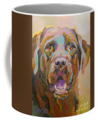 Reilly Coffee Mug by Kimberly Santini
