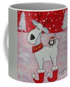 Reindeer Booties Coffee Mug