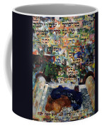 Rejoice In Your Kingship Those Who Keep Shabbes And Call It A Delight Coffee Mug
