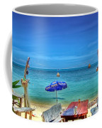 Relax On The Beach Coffee Mug