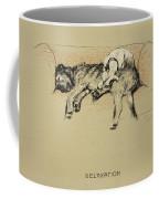 Relaxation, 1930, 1st Edition Coffee Mug