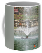 Relaxing In The Park Coffee Mug