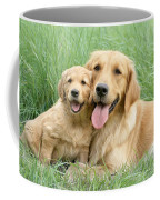Relaxing Retrievers Coffee Mug