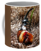 Relaxing Rooster Coffee Mug