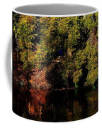 Relaxing To Sight Of Nature Coffee Mug