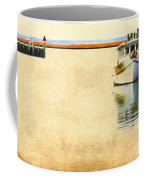 Relentless On The Water Coffee Mug