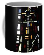 Religious Symbols In Glass Coffee Mug