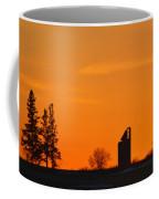 Remains Of A Farm Panorama Coffee Mug