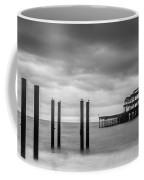 Remains Of The West Pier In Brighton Coffee Mug