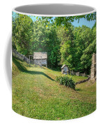 Remains Of Willie Gibbons House Coffee Mug