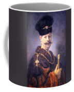 Rembrandt's A Polish Nobleman Coffee Mug