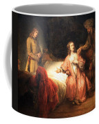 Rembrandt's Joseph Accused By Potiphar's Wife Coffee Mug