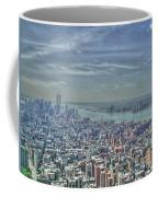 New York Remembering 9/11 Coffee Mug