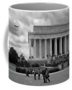 Remembering Abe  Coffee Mug