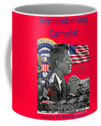 Remembering Camelot Coffee Mug
