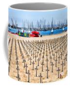 Remembering Heros By Diana Sainz Coffee Mug
