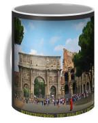Remembering The Mighty Caesar Coffee Mug