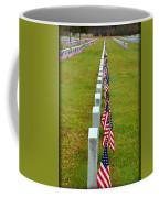 Remembering Veteran's Day Coffee Mug