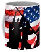 Remembering World War II Coffee Mug by Bob Orsillo