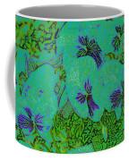 Remembrance Flowers Coffee Mug