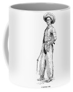 Remington Cowboy, 1887 Coffee Mug