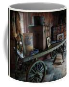 Remnants Of A Rr Station Coffee Mug