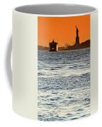 Remote Lady Liberty Coffee Mug