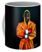 Remy Bonjasky Coffee Mug by Paul Meijering