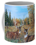 Rendezvous Whitetail Coffee Mug
