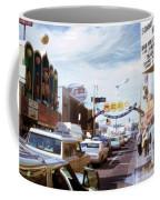 Reno At Mid Century Coffee Mug